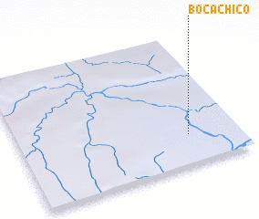 3d view of Bocachico