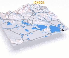 3d view of Ichoca