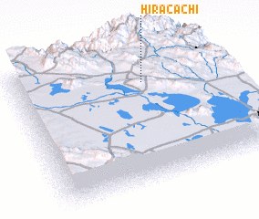 3d view of Hiracachi