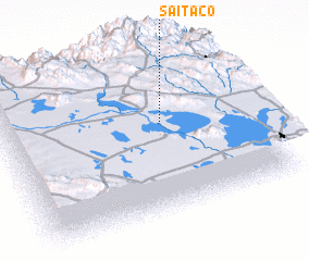 3d view of Saitaco