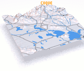 3d view of Coque
