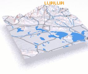 3d view of Llipi Llipi
