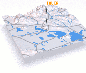 3d view of Tauca