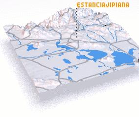 3d view of Estancia Jipiaña