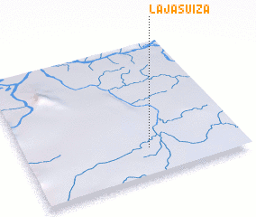 3d view of Laja Suiza