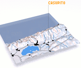 3d view of Casupito