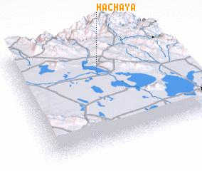 3d view of Hachaya