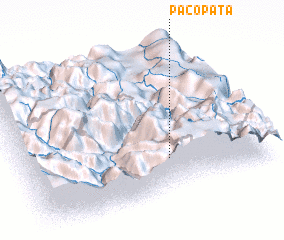 3d view of Pacopata