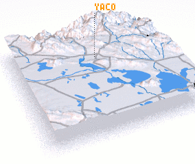 3d view of Yaco