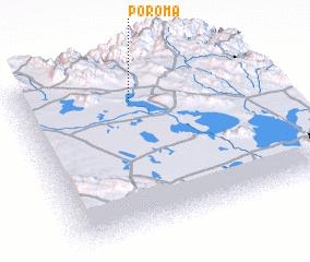 3d view of Poroma