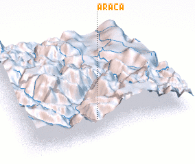 3d view of Araca