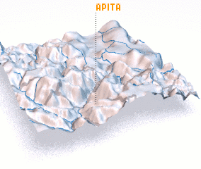 3d view of Apita