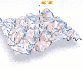 3d view of Hornuni