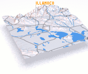 3d view of Illamoco