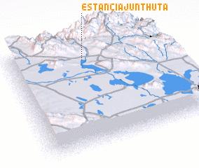 3d view of estancia junthuta