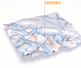 3d view of Crucero