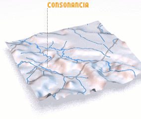 3d view of Consonancia