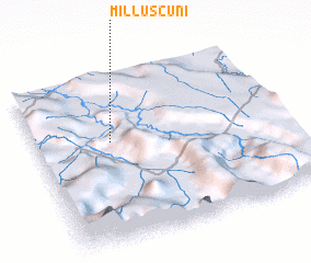 3d view of Milluscuni