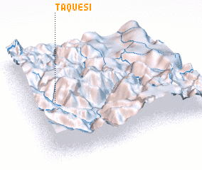 3d view of Taquesi
