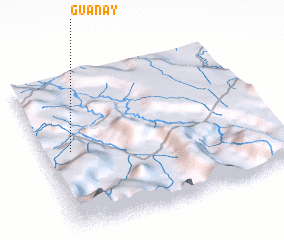 3d view of Guanay