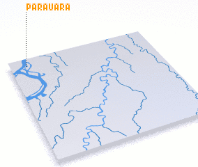 3d view of Parauará