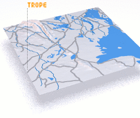 3d view of Trope