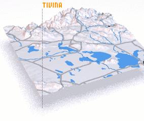 3d view of Tiviña