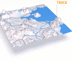 3d view of Tauca