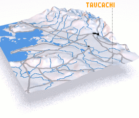 3d view of Taucachi