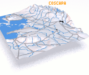 3d view of Coscapa