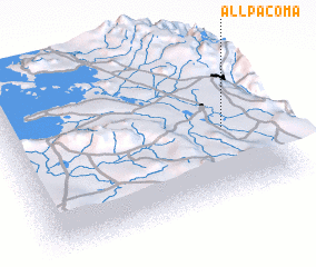 3d view of Allpacoma