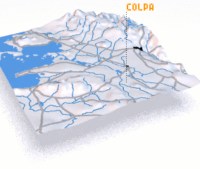 3d view of Colpa