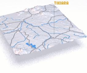 3d view of Tikiara
