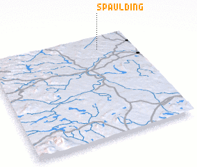 3d view of Spaulding