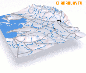3d view of Charahuaytu