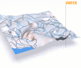 3d view of Varse