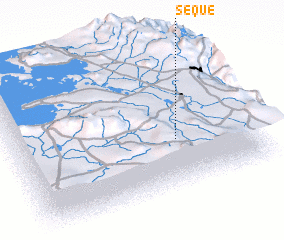 3d view of Seque