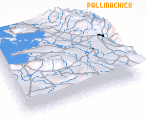3d view of Pallina Chico