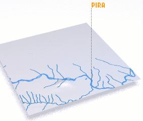 3d view of Pirá