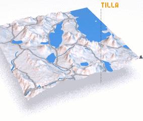 3d view of Tilla