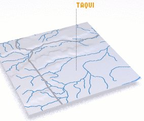 3d view of Taqui