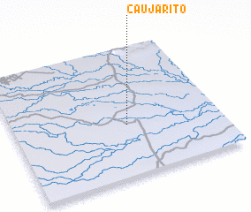 3d view of Caujarito