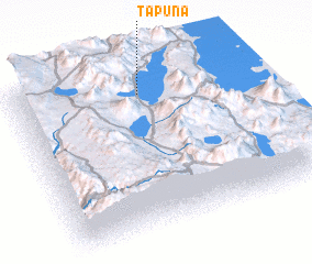 3d view of Tapuna