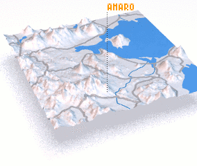 3d view of Amaro