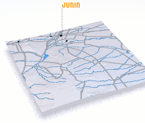 Junín Argentina Map Nonanet - Junin argentina map