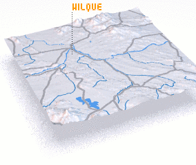 3d view of Wilque