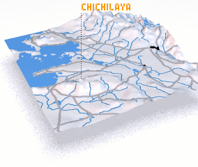 3d view of Chichilaya