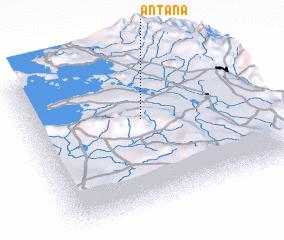 3d view of Antana