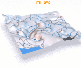 3d view of Itulaya