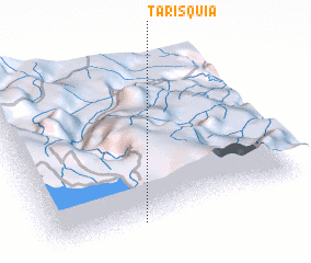 3d view of Tarisquia